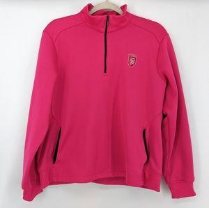 Under Armour Newcastle Crest Coldgear Pink Jacket